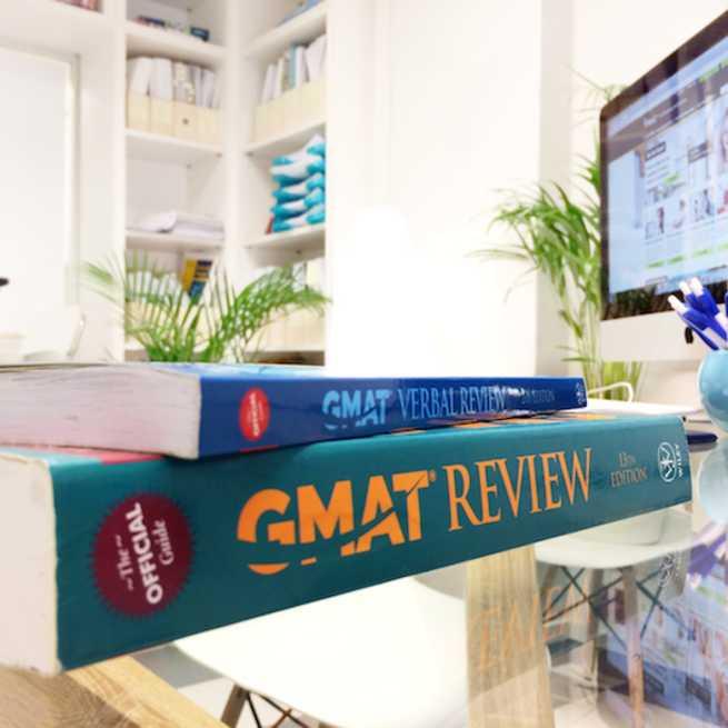 Cursos de GMAT y GRE