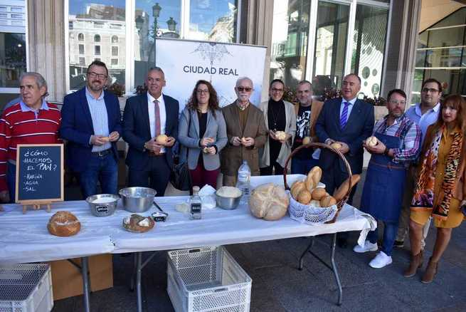 Ciudad Real presume de su Pan de Cruz