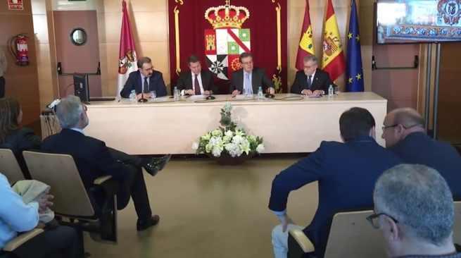 El Instituto de Ciencias de la Salud continuará siendo un centro de transferencia de conocimiento gracias al Gobierno de Castilla-La Mancha