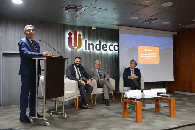 La DOP Montes de Toledo comparte en Expoalimentaria 2019 de Perú su experiencia como consejo regulador europeo