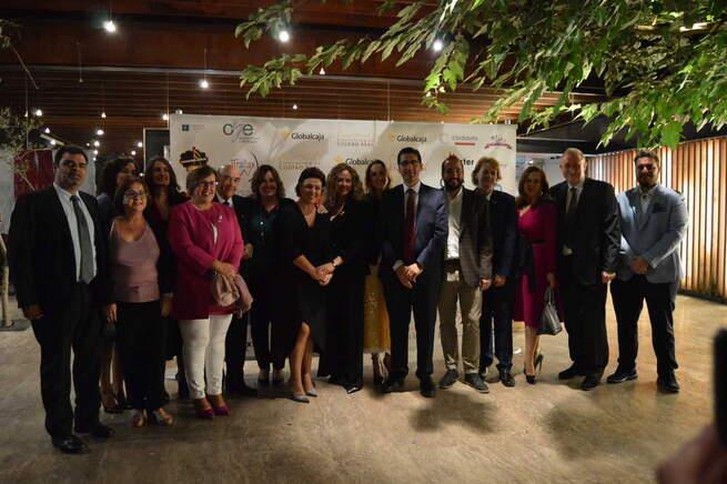 El Gobierno regional respalda las iniciativas de la Asociación Jóvenes Empresarios de Ciudad Real