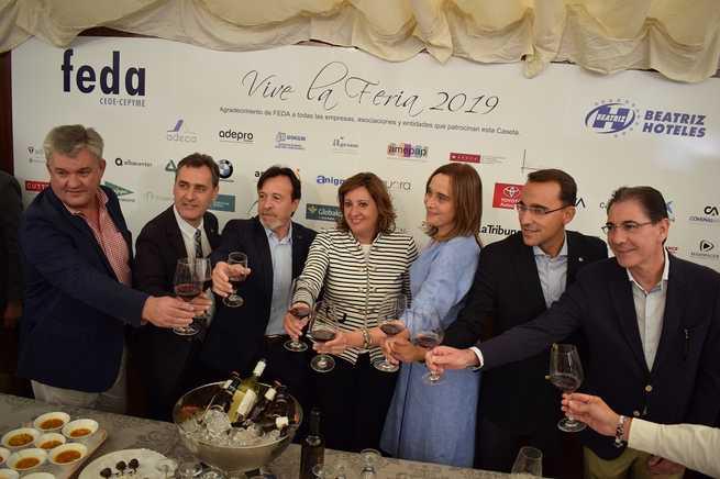 El Gobierno regional reafirma su compromiso de seguir trabajando con el empresariado de Albacete