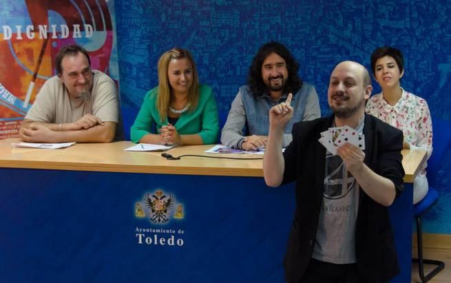 """Imagen: El concurso de cortometrajes y el Festival de Magia Toledo Ilusión cerrarán una Semana de la Juventud """"llena de propuestas atractivas"""""""