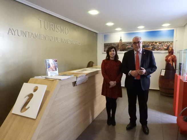 Manzanares, premio a la Mejor Iniciativa Turística de Castilla-La Mancha