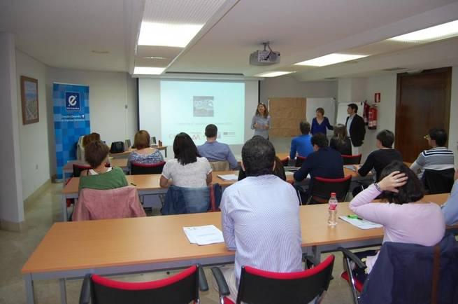 Imagen: 15 emprendedores inician su formación en el Programa Go Up!