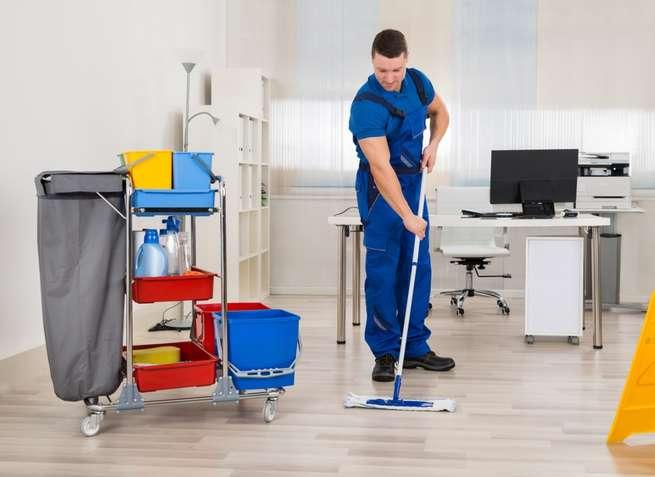 Las empresas de limpieza triunfan en Internet