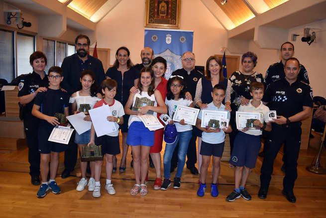 1.600 escolares de Ciudad Real han participado en el  XXI Concurso del Parque Infantil de Tráfico