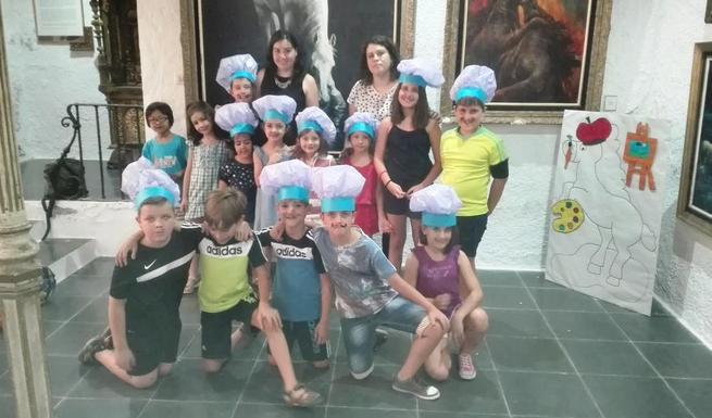 imagen de Finaliza el primer ciclo de la Escuela Municipal de Verano de Almodóvar