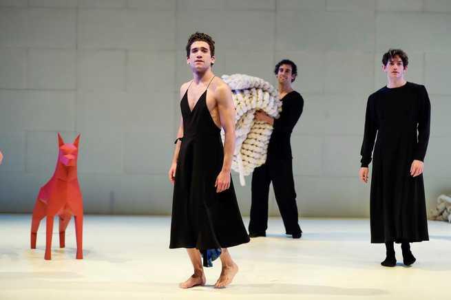 'Esto no es la Casa de Bernarda Alba' llega este sábado al Teatro Auditorio de Valdepeñas