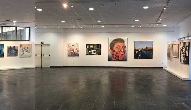 "el área de Cultura de Miguelturra convoca el XLI Certamen ""Carta Puebla"" de Pintura"