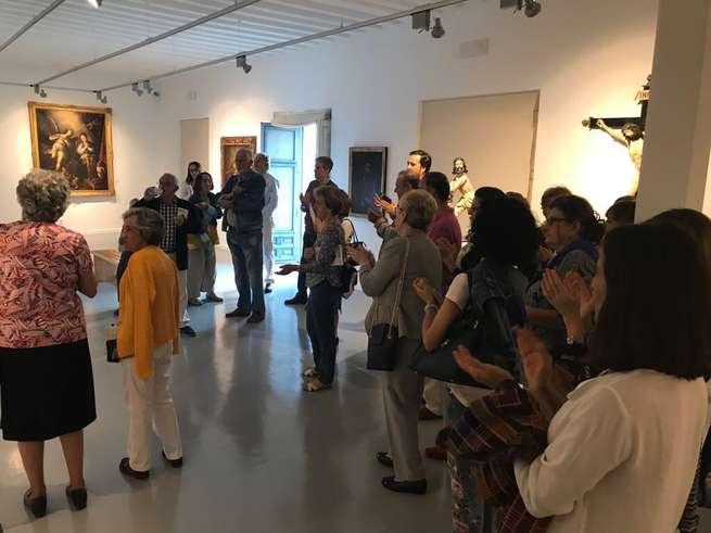 La exposición 'Legado' en Cuenca amplía su fecha de apertura hasta el 22 de octubre