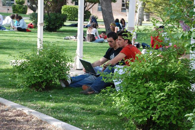 Imagen: La UCLM avanza posiciones entre las 750 mejores universidades del mundo
