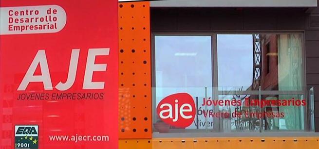 Imagen: AJE, un buen primer paso para los jóvenes emprendedores