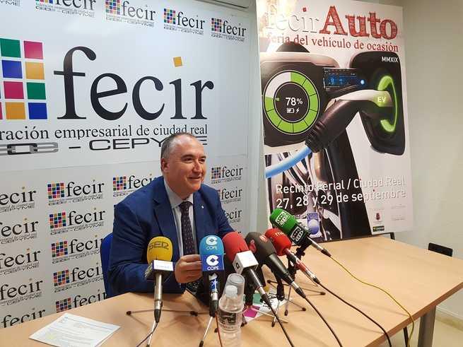 Presentada en Ciudad Real FECIRAUTO 2019