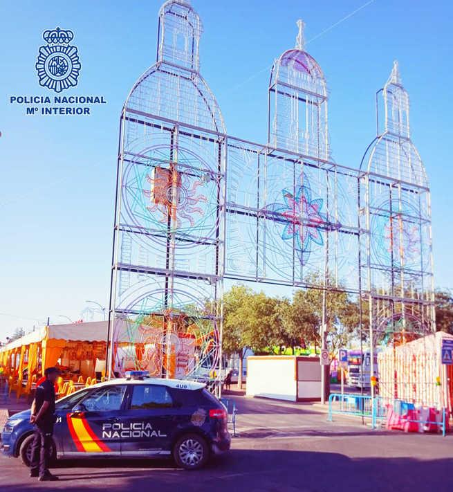 42 agentes de la Policía Nacional reforzaran y velarán por la seguridad en Ciudad Real durante las fiestas patronales en honor de la Virgen del Prado