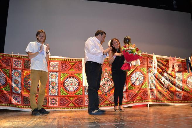 Imagen: Calzada negó lo imposible y abrazó lo extraordinario anoche para inaugurar su 2º Festival Internacional de Cine