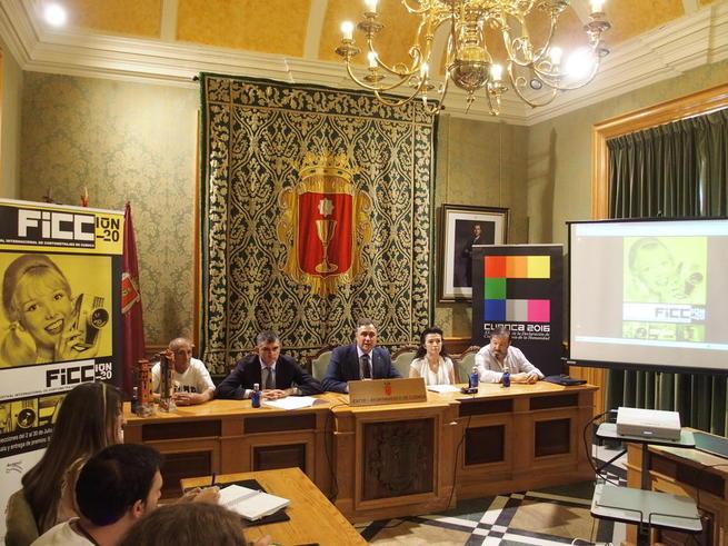 """Imagen: El Ayuntamiento patrocinará el primer premio """"Cuenca, Patrimonio de la Humanidad"""" en el Festival Internacional de Cortos de Cuenca"""