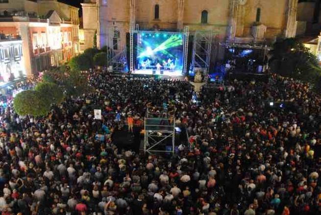 Pop-rock, rap, techno, dance y house, el lunes y martes de las LXIII Fiestas del Vino