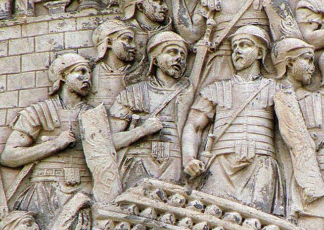 Laminium, un  yacimiento privilegiado  para el estudio de la vida cotidiana del legionario romano