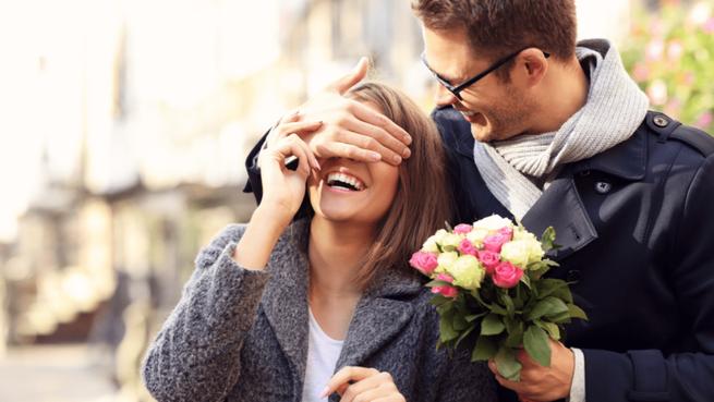 Regala flores, regala sonrisas