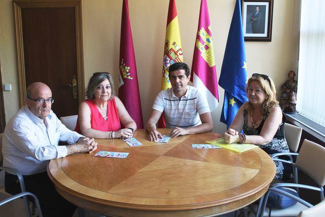 Javier Cuenca asegura que seguirá trabajando de la mano de Aspas para mejorar la calidad de vida de las personas con discapacidad auditiva