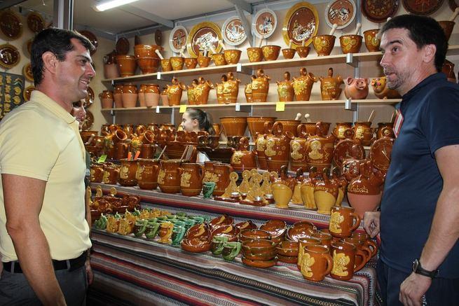 56 expositores de 'Artesana' para el disfrute de la artesanía durante los días de Feria de Albacete