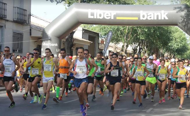 Más de 1.200 corredores inscritos en la XX Carrera Popular Las Lagunas de Villafranca