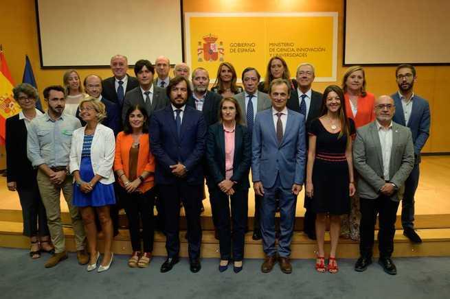 El Gobierno regional se interesa por el funcionamiento de los centros de excelencia investigadora en España
