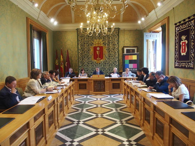 Imagen: El Consejo de Administración aprueba solicitar al Gobierno la ampliación de la celebración del XX Aniversario de Cuenca como Ciudad Patrimonio