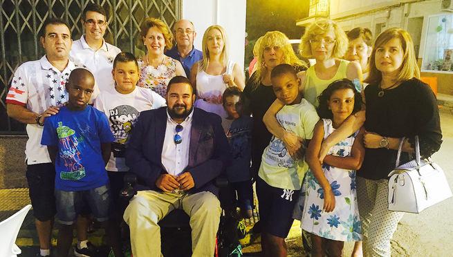 Argamasilla de Calatrava despide a los niños Saharauis que han pasado el verano en la localidad con el programa 'Vacaciones en Paz'