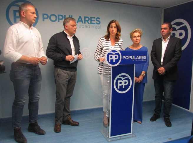 Romero subraya que la división del voto ha provocado lo que el PP advirtió y es que Sánchez siga en La Moncloa