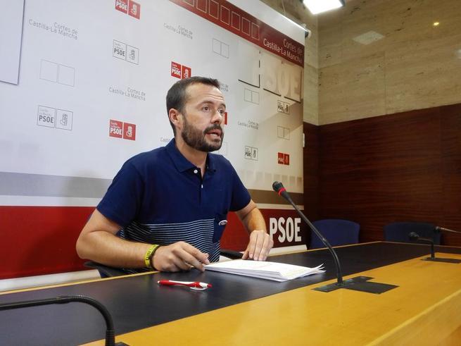 """Imagen: """"Mientras García-Page trabaja por resolver los problemas de la gente, el PP sigue instalado en el alarmismo y en la mentira"""""""