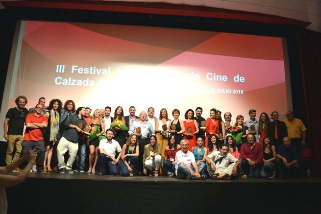 """Imagen: """"Ira"""" y """"Pinche Actores"""" copan los premios principales del III Festival Internacional de Cine de Calzada de Calatrava"""