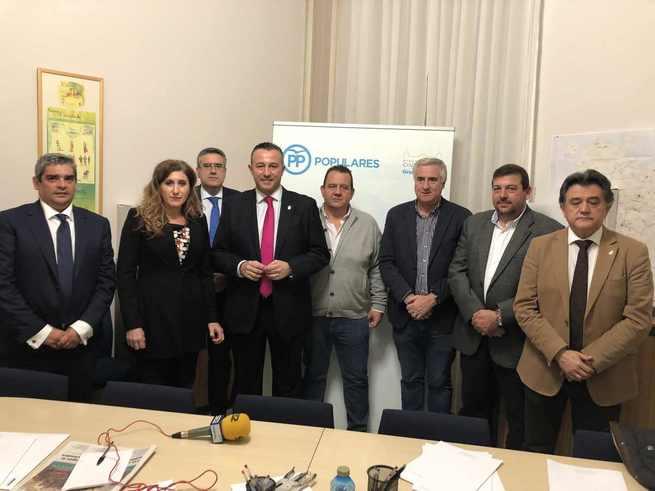 Caballero se niega a debatir el presu-puesto de la Diputación y carga contra la gestión de los ayuntamientos gober-nados por el PP
