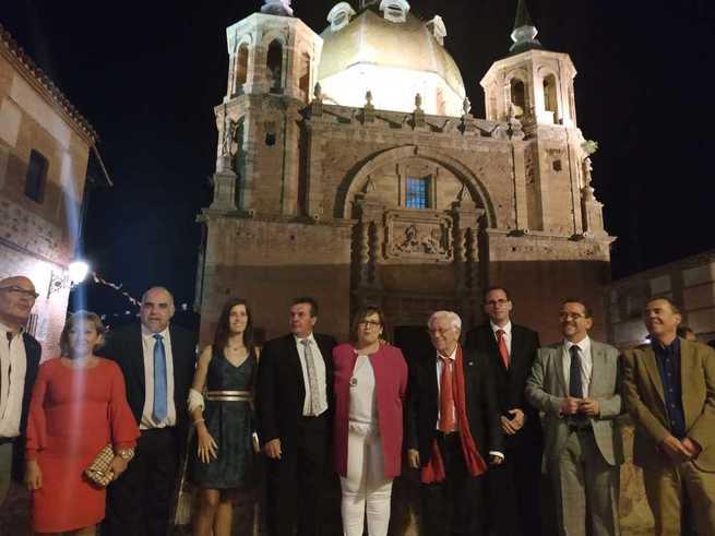 El Gobierno de Castilla-La Mancha reitera su compromiso con las tradiciones de los pueblos en las fiestas de San Carlos del Valle