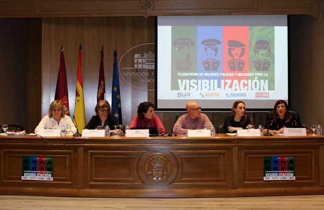 El Gobierno regional agradece la labor de las Fuerzas y Cuerpos de Seguridad del Estado en su lucha diaria contra la violencia de género