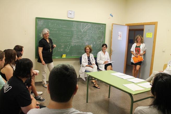 El Hospital de Día Infanto-Juvenil de Albacete cumple diez años al servicio de los menores con problemas de salud mental