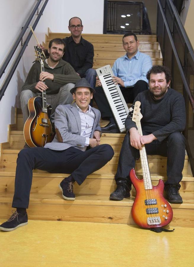 """Imagen: El grupo """"The heart swingers"""" llega a """"Veranos en Cuenca"""" con una sorprendente propuesta musical a ritmo de """"swing"""""""