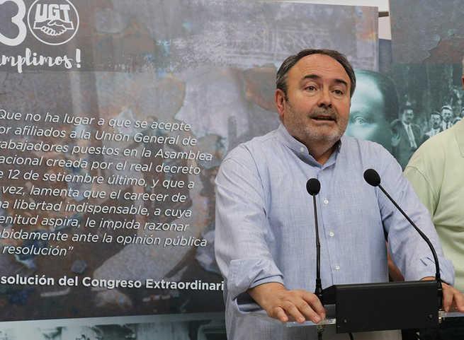 """Pedrosa: """"Es preocupante que la caída de altas en la seguridad social se sitúe en cifras de los años de recesión"""""""