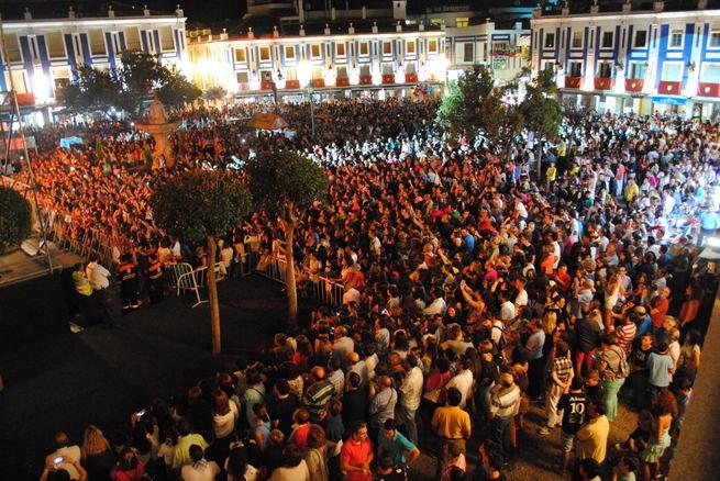 Mañana arrancan las LXIII Fiestas del Vino de Valdepeñas