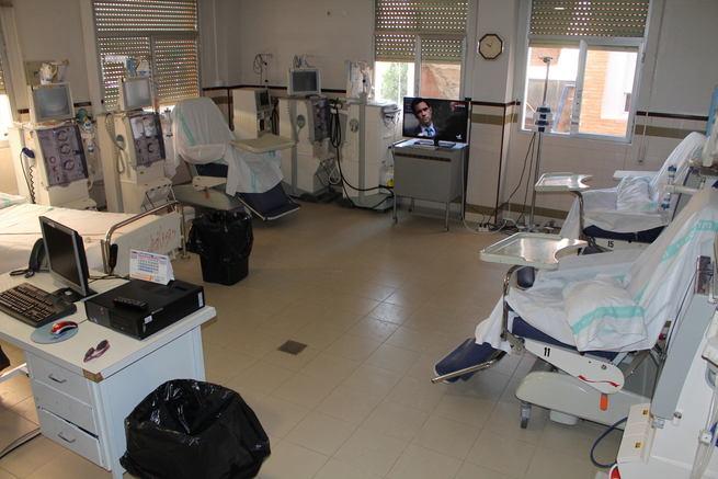 El Gobierno de Castilla-La Mancha dotará al Hospital de Toledo de una nueva planta de tratamiento de agua para la Unidad de Diálisis