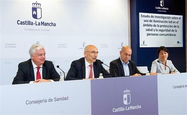 Castilla-La Mancha avala la idoneidad del uso de bombillas led en el ámbito doméstico pero urge a fabricantes a un mejor etiquetado