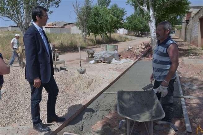 La Diputación de Ciudad Real ejecuta otros 945.000 euros para obras en 20 pueblos y ya son 68 los beneficiados
