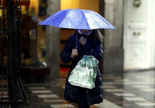 La lluvia dará tregua tras Félix hasta el miércoles, cuando llega Gisele con más precipitaciones hasta domingo