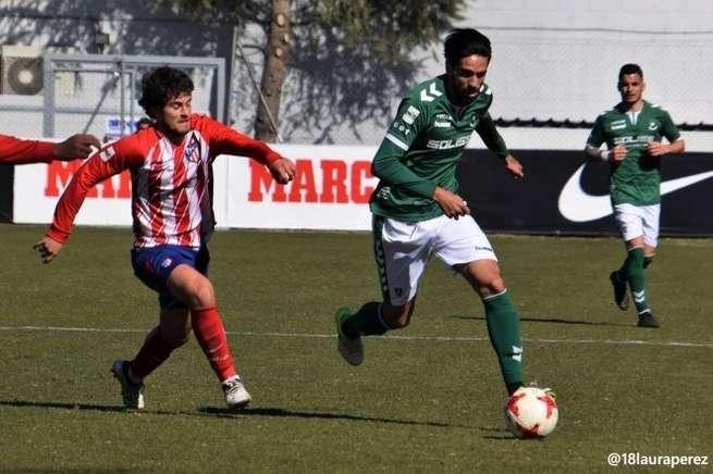 Ingresado en el hospital el jugador del CD Toledo Lassad Nouioui tras desplomarse durante el entrenamiento