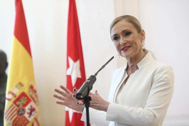 PP C-LM elude pronunciarse sobre la dimisión de Cifuentes y se remite a su declaración