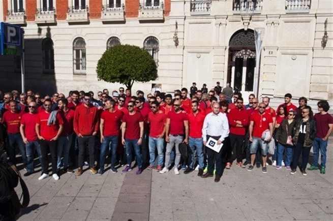 Los bomberos que aprobaron la OPE del SCIS piden a la Diputación de Ciudad Real una rápida incorporación y cumplir la legalidad
