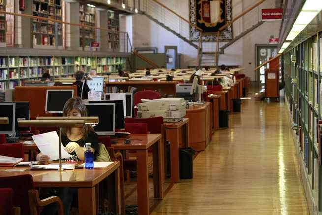 Actualizada la Carta de Servicios de la Biblioteca de Castilla-La Mancha para los próximos dos años
