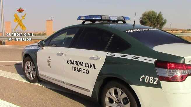 Detectan a una mujer circulando a 177 kilómetros por hora por una vía autorizada a 70 en Totanés