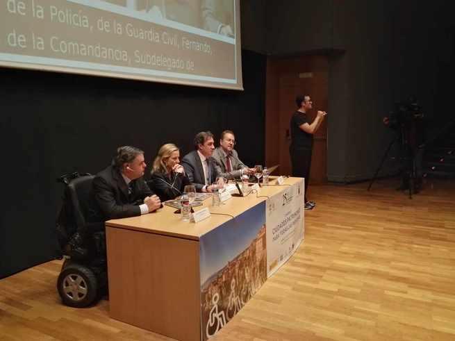 """El congreso 'Ciudades Patrimonio para todas las personas' se plantea como un """"diálogo"""" entre usuarios y profesionales"""
